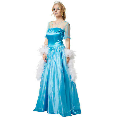 Kostüm Sexy Prinzessin Belle elegantes Kleid Film Königin Party Karneval