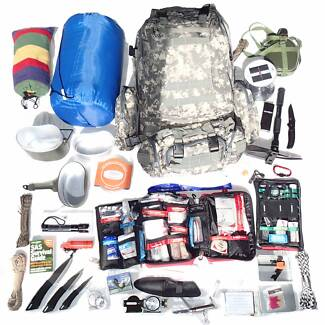 The Ultimate Camping Hunting Survival Pack *** Brand New *** Fremantle Fremantle Area Preview