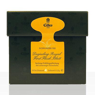 EILLES Tea Diamond Tee Darjeeling Royal First Flush 20 x 2,5g - Flush