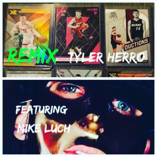 2019-20 Hoops Premium Stock Tyler Herro Kendrick Nunn Holo We Got Next HEAT  - $54.99