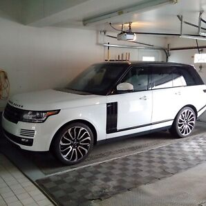 2013 Range Rover Supercharged-Price reduced to sell!