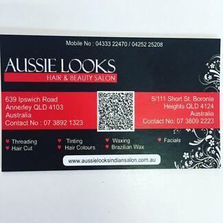 Aussie Looks Salon Eyebrows Threading 12