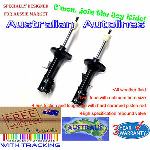 2 Struts Holden Commodore VT VX VX2 Sedan HD Front Shock Absorbers Std & Low