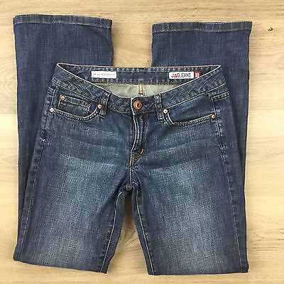 Jag Jeans Mid Rise Reg Fit Boot Cut Women's Jeans Size 10 W28 L31 (AP12)