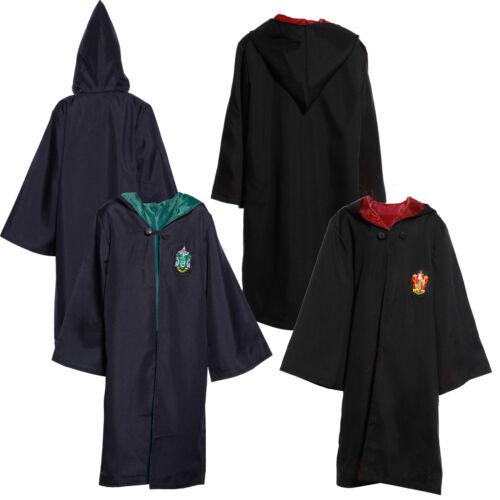 Bambino Bambina Cosplay Costume Mantella Harry Potter Gryffindor Slytherin