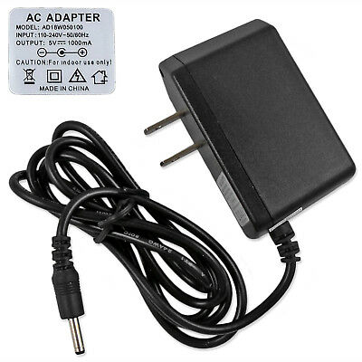 New AC/DC Wall Adapter Power Supply Cord For Dream Lites Pillow Pets Lights Plug