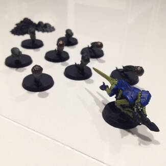 Warhammer 40K - Tyranid Termagant, 8 Spores and 3 Terrain Pieces Success Cockburn Area Preview