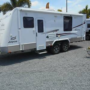 2011 Jayco Sterling Outback 21.65-3 Rockhampton Rockhampton City Preview