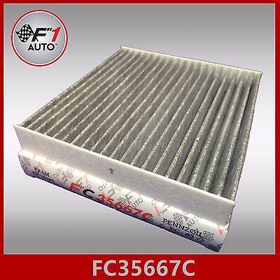 FC35667C(CARBON) CF10285 PREMIUM CABIN AIR FILTER for LAND ROVER SCION &