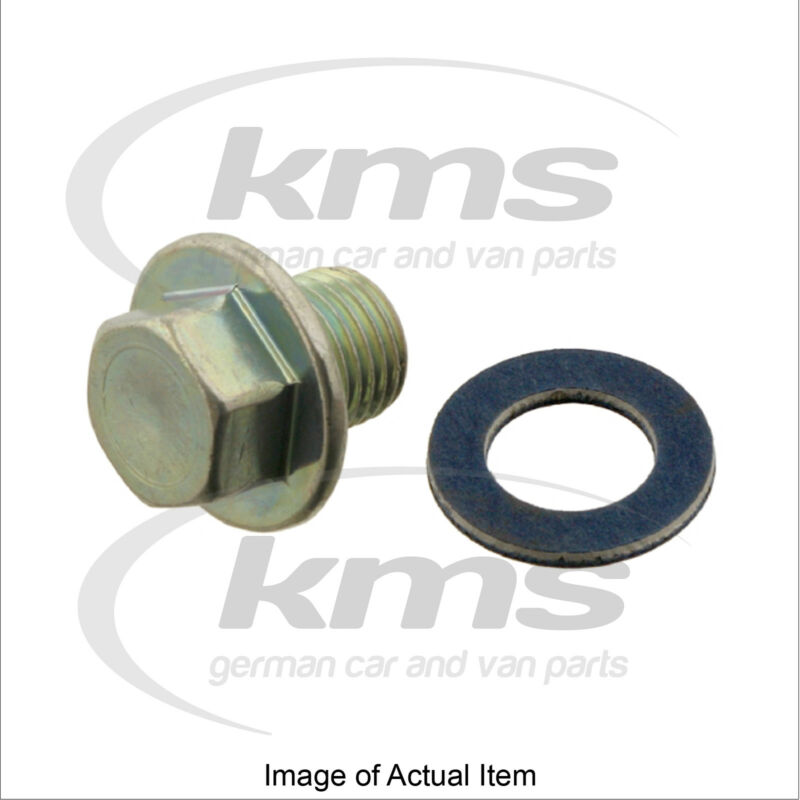 Oil Sump Pan Drain Plug Febi Bilstein 30264 Top German Quality