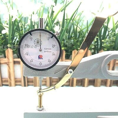 Luthier's Tool , Aluminous dial indicator, violin  / guitar make tool