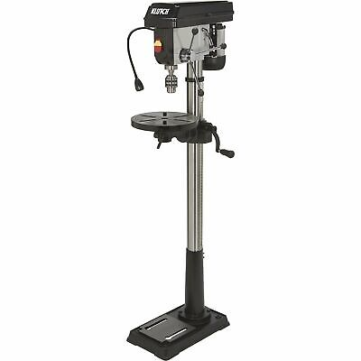 Klutch 13in. Floor Mount Drill Press - 34 Hp 16-speed
