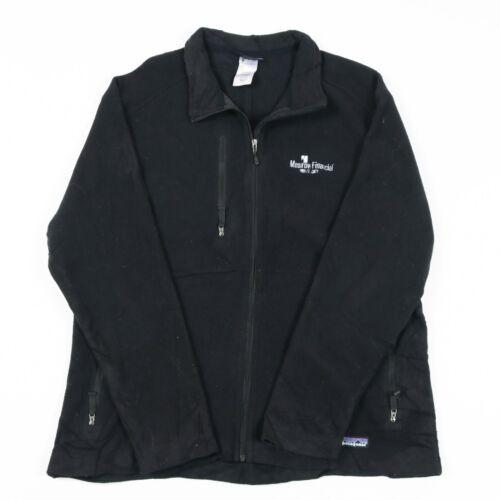 new style c245d cc054 Details about PATAGONIA Synchilla Full Zip Fleece Jacket   Men's L   Coat  Vintage Retro