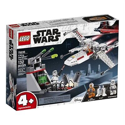 X-Wing Starfighter Trench Run LEGO Brand New LEGO-75235