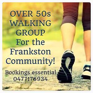 OVER 50s WALKING GROUP Frankston South Frankston Area Preview