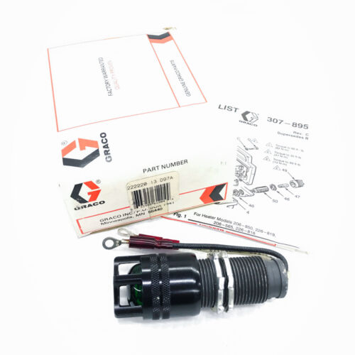 Graco 222220 13 D97A Light Kit for Vis-Con Heater