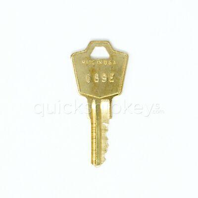 Hon 189e File Cabinet Key