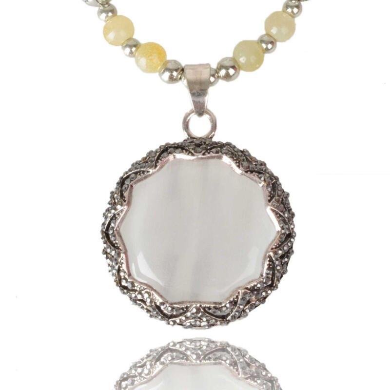 vintage opal necklace ebay