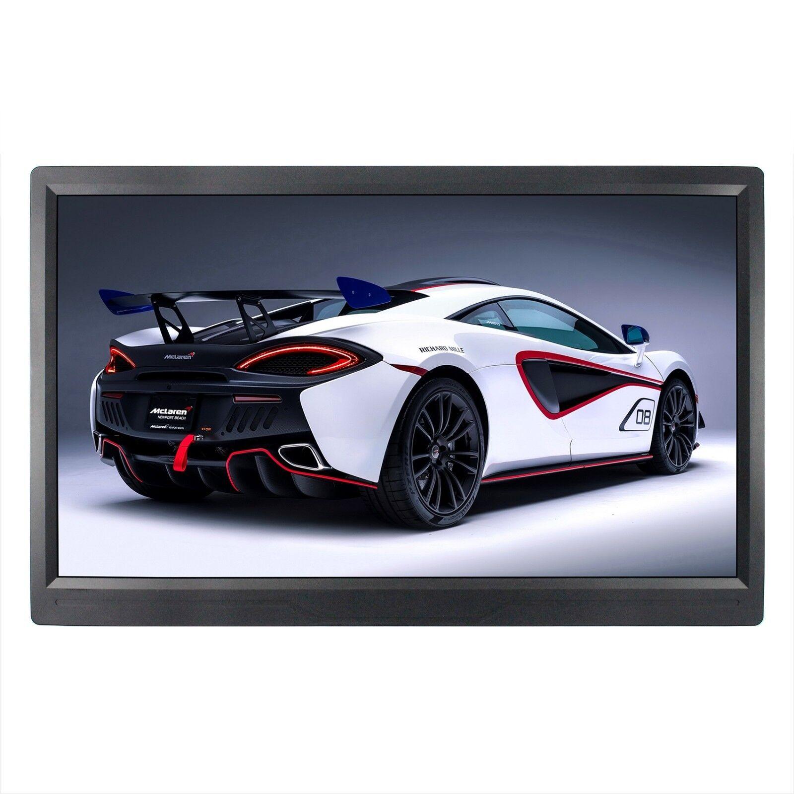 "15.6"" 4K ABS LCD Monitor 3840x2160 HDMI Input Speaker Build"