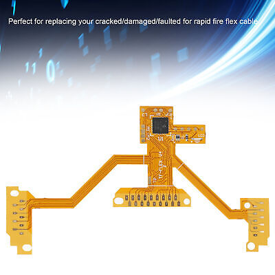 Rapid Fire Mod Board Flex Cable for XBox One/ PS4 Game Controller...