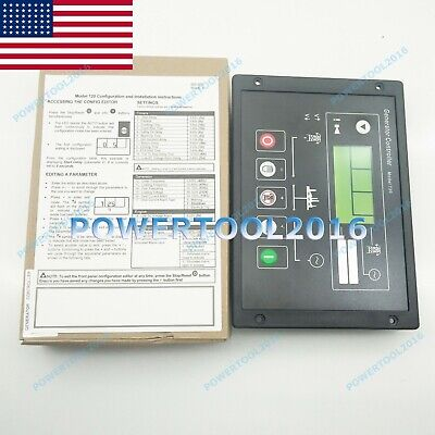 Dse720 Auto Start Controller Moudle For Deep Sea Electronics Generator Parts