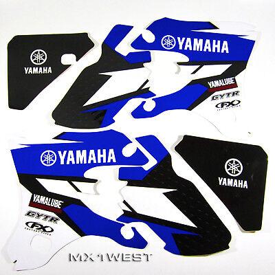 Yamaha for 03-04 Yamaha WR450F Factory Effex EVO 16 Shroud Graphic Kit