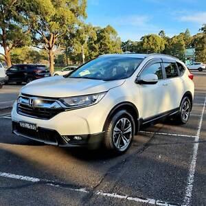 Honda CR-V VTi MY18 2018