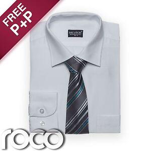jungen wei hemd krawatte set f r formelle abiball. Black Bedroom Furniture Sets. Home Design Ideas