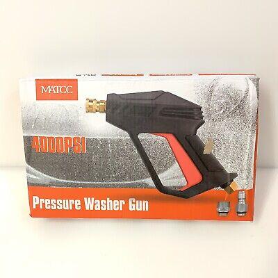 Matcc Pressure Washer Gun Tips Kit 4000 Psi 2020 Upgrade Version Car Power With