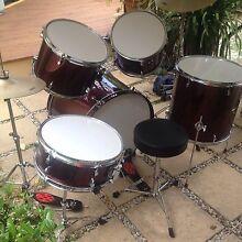 New drum kit SDP brand Coolum Beach Noosa Area Preview