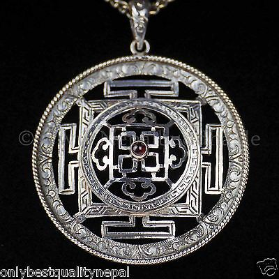 Amulet Buddha Silver