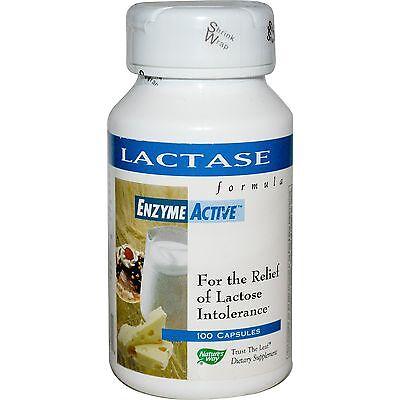 Lactose Intolerance (Lactaid Pills Lactose Intolerance Tablets Natural Lactase Dairy Relief Capsules )