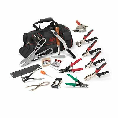 Malco Stkmr Hvac Starter Kit 16 Piece Tool Set With Bag