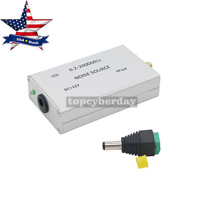 0.2-2000m Noise Signal Generator Source Simple Spectrum Track High Flatness Us
