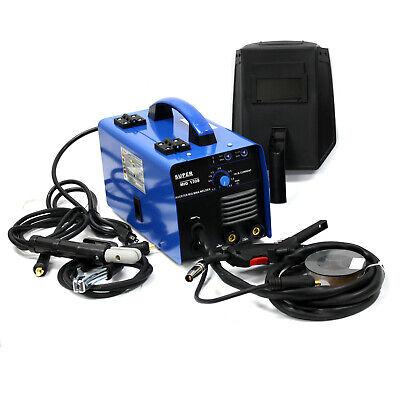 Mig-120s Inverter Mig Mma Gas Flux Welder 110v 20-120a Auto Feed Welding Machine