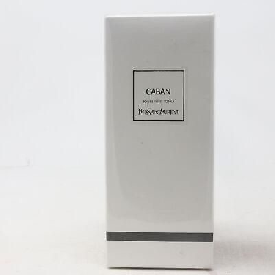 Le Vestiaire Des Parfums Caban by Yves Saint Laurent Eau De Parfum 2.5oz New