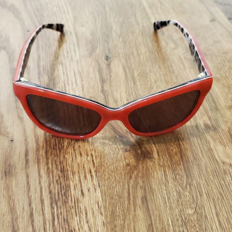Dolce  & Gabbana Red Sunglasses Kids Children Girls