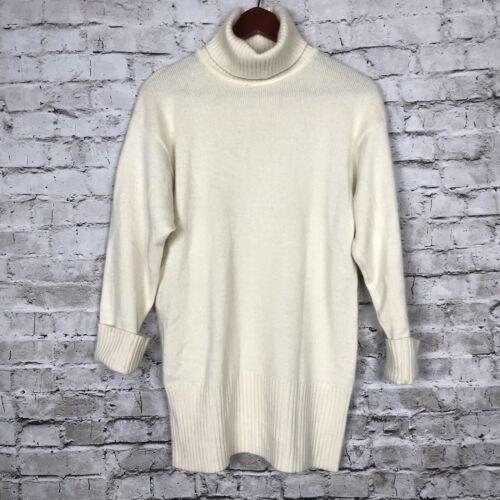 Vintage GUCCI Cashmere Turtleneck Sweater Womens L