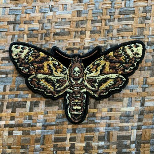 Death Head Moth Patch