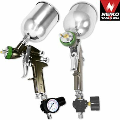 1.5mm HVLP Gravity Feed AIR Spray Gun ...