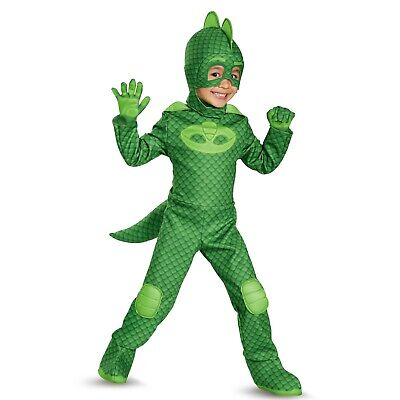 Baby And Toddler Costumes (PJ MASKS Gekko Deluxe Child and Toddler)
