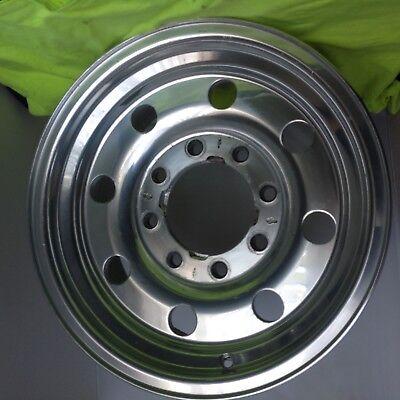 "Used, Ford F250 Heavy Duty 16"" OEM Factory Alcoa alloy Wheels F350 VAN E150 E250 E350 for sale  Shipping to Canada"