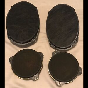 Dodge OEM stereo deck and speakers
