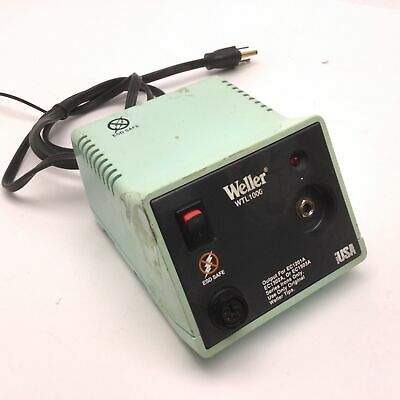 Weller Wtl1000-0 Soldering Station Power Unit 60w 120vac No Knob
