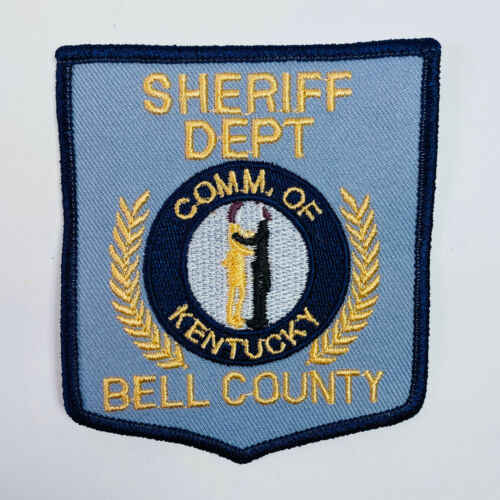 Bell County Sheriff Kentucky KY Patch (A2)