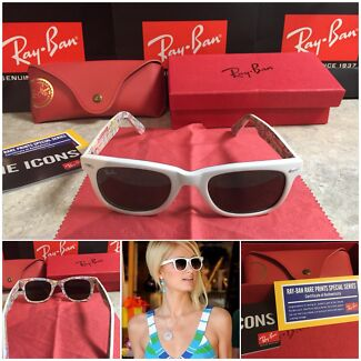 New Authentic Ray Ban Special Series Wayfarer Sunglasses East Gosford Gosford Area Preview