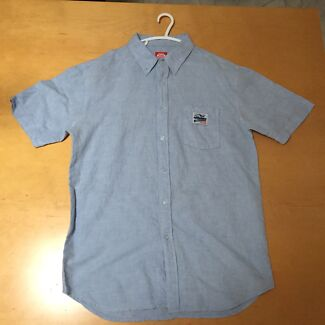 Butter Goods Button Up size Large