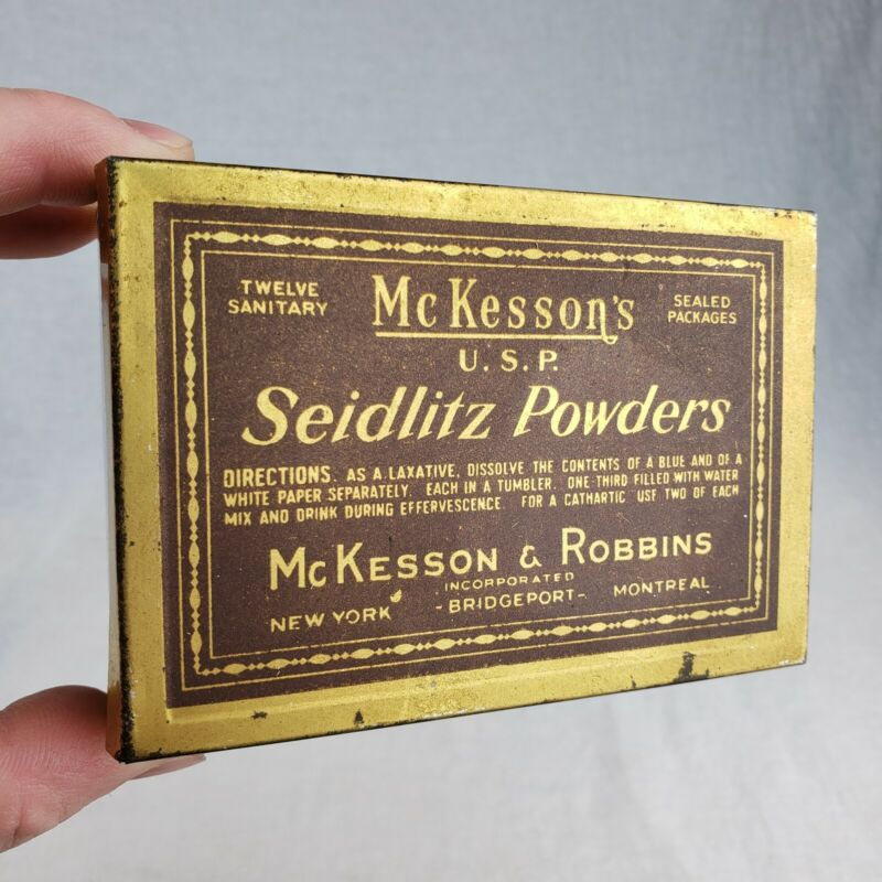 Antique Vintage Mckesson