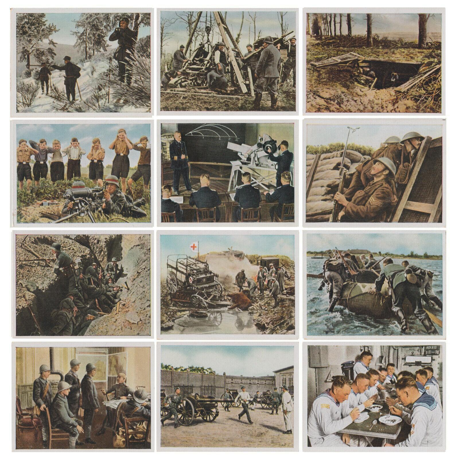 FIGURINE WWI e WWII, Esercito Tedesco e Francese