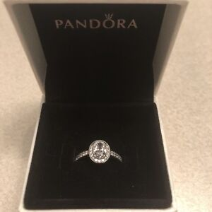Brand new Pandora Vintage Ring Size 6